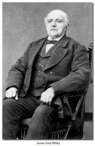 James G. Willie